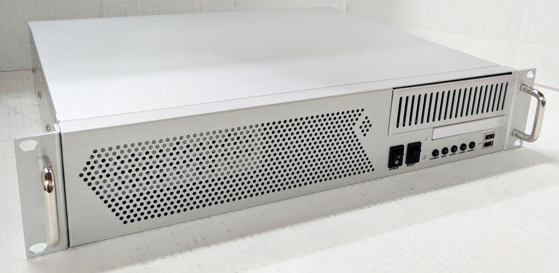 5 Bays with 300W ATX PS GHI-252H 2U rackmount